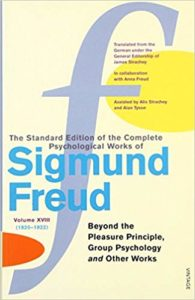 English French Psychoanalytic Psychotherapy Freud Pleasure Principle Group Psychology